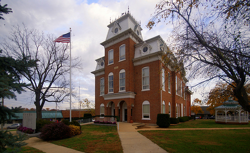 dent county courthouse